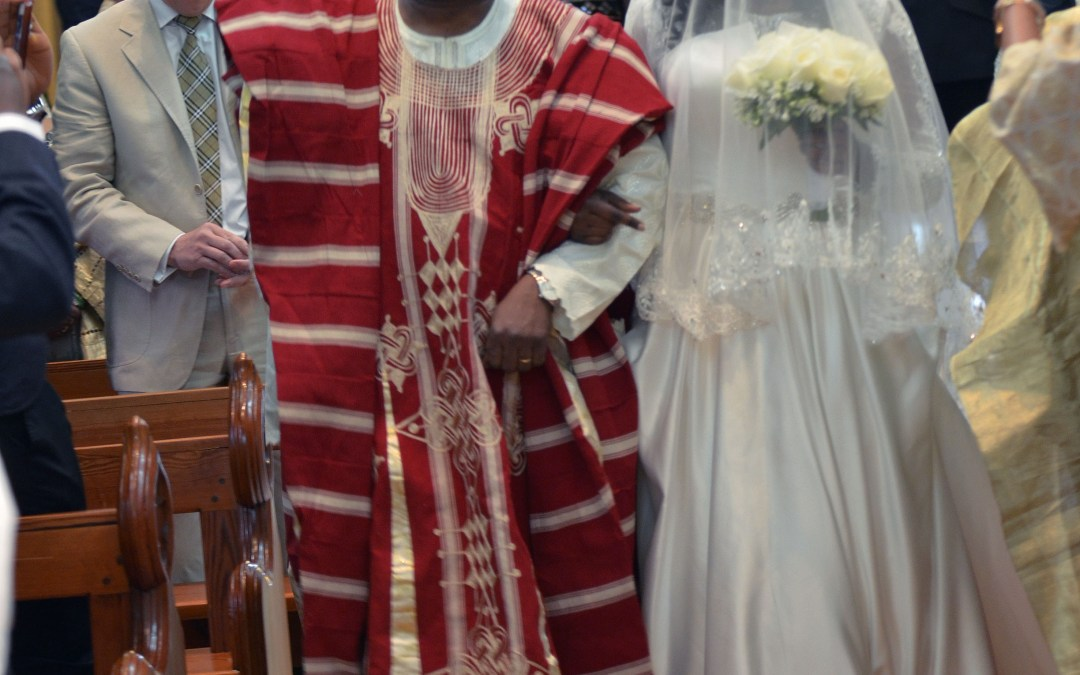 London Wedding and the Importance of Backups. (African Wedding in London)