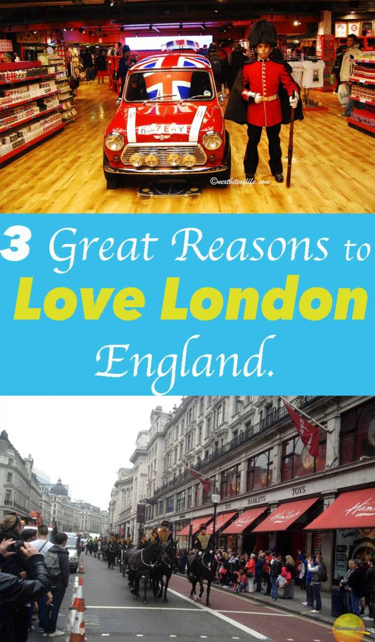 3 reasons to love London #freethingsLondon #Londonsights #Londonguide #museumsLondon #London #England