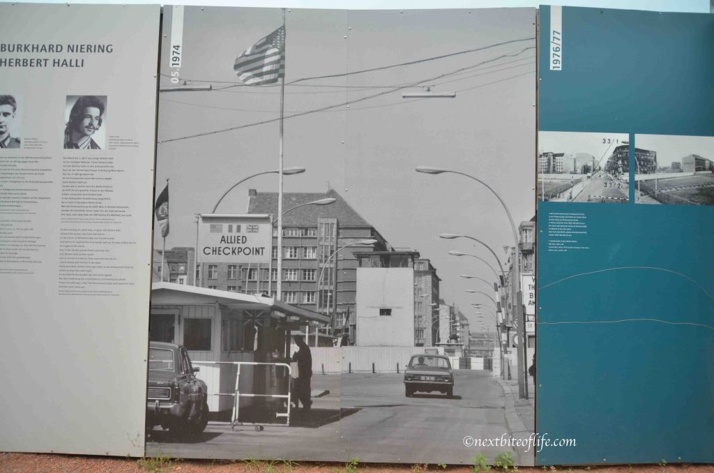 berlin posters when divided