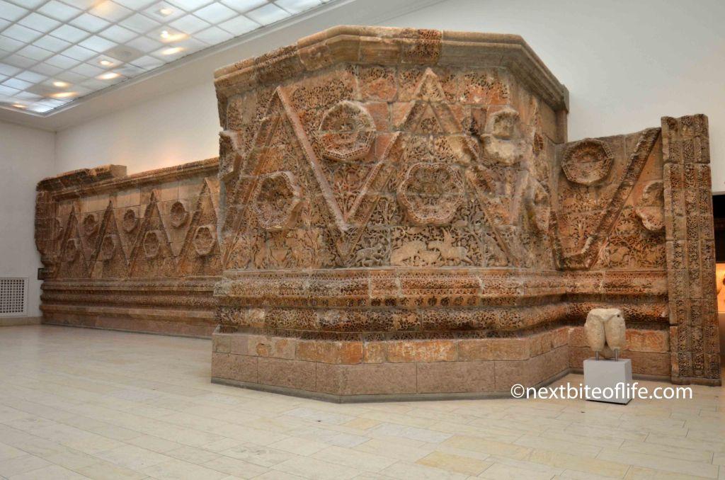 pergamon museum art
