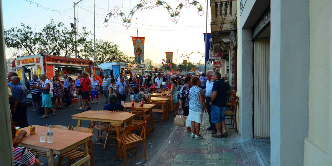 Feast of St. Joseph, Malta