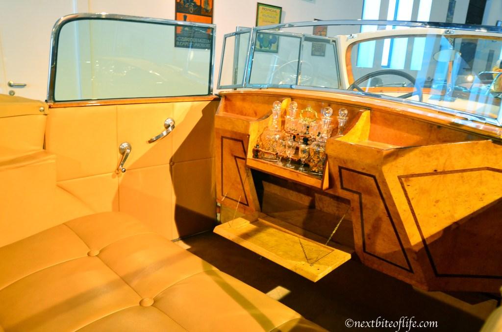 classic car malaga auto museum