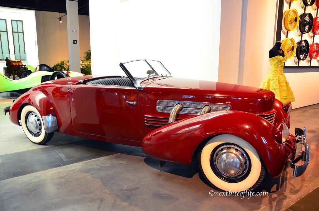 Museo Automovilistico de Malaga, Spain