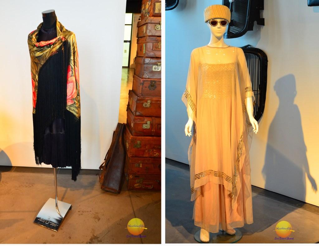 fashion at malaga fashion museum