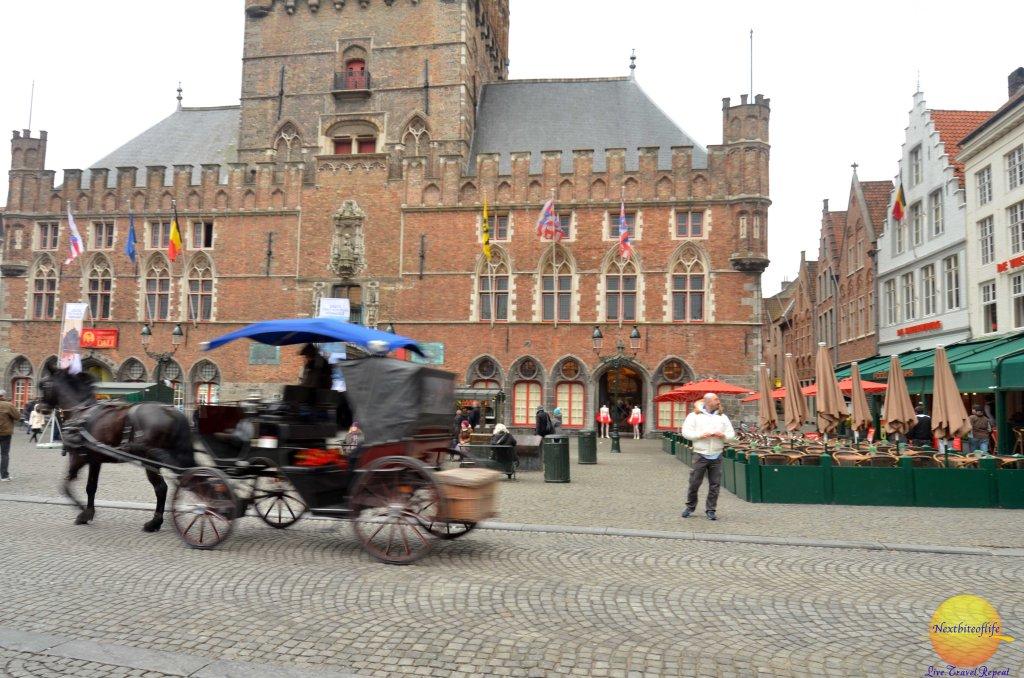 bruges carriage