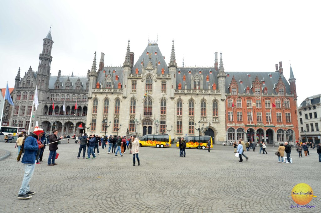 bruges dam square provincial court