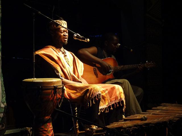 Ayub Ogada – Fab Friday Find Music