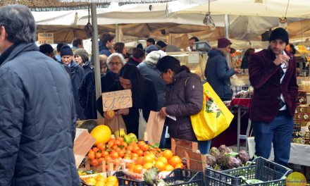 Campo de Fiori, Rome – a lively neighborhood with a dark history