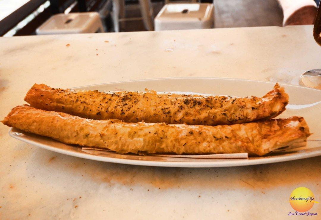 pastry tapas at mercado barranco