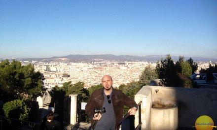 Notre-Dame de la Garde Basilica in Marseille France