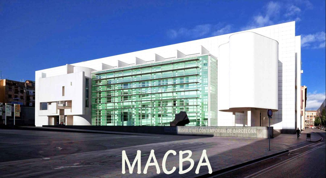 MACBA,  Barcelona – Visit and Podcast