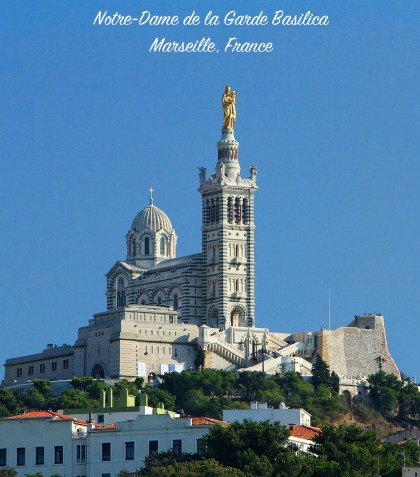 notre dame marseille #marseille #notredame #notredamedelagarde #basilica #basilicamarseille #visitmarseille #church #ndfrance