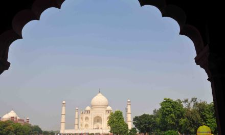 Taj Mahal, India – a magnificent wonder of the world