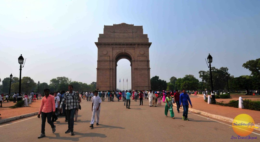 A day in New Delhi with a native – sights and food