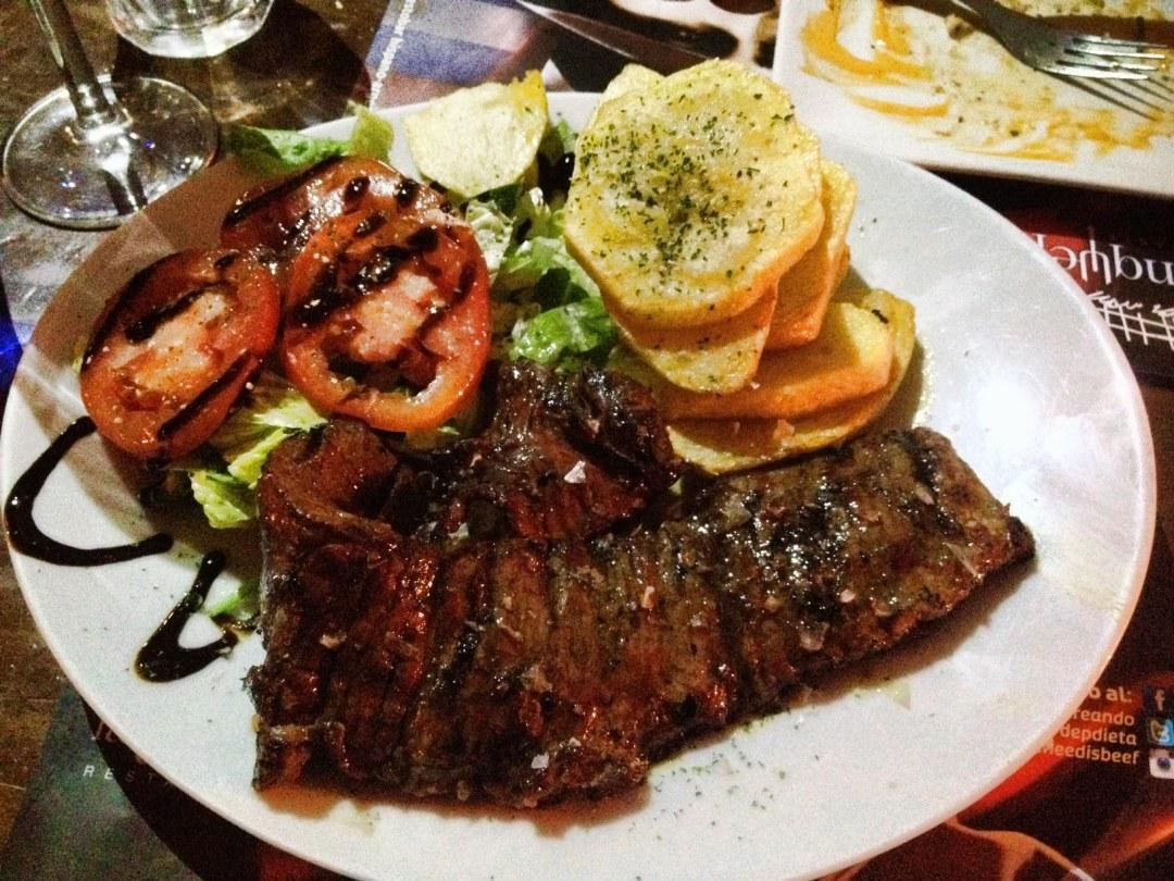 La Tranquera in Cordoba, Spain – Delectable Argentinian food