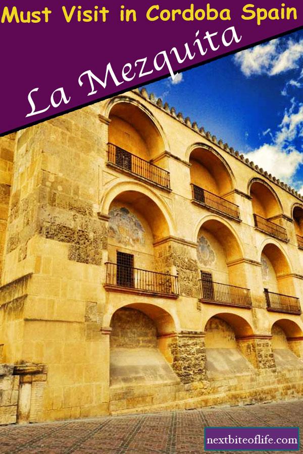 La Mezquita de Cordoba #cordoba #mezquita #visitcordoba #grandmosquecordoba #spain #andalusiamosque #cordobaguide