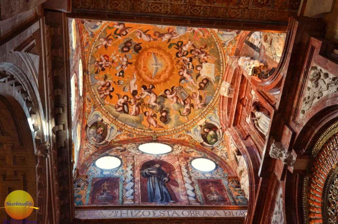 Beauty everywhere..mezquita cordoba
