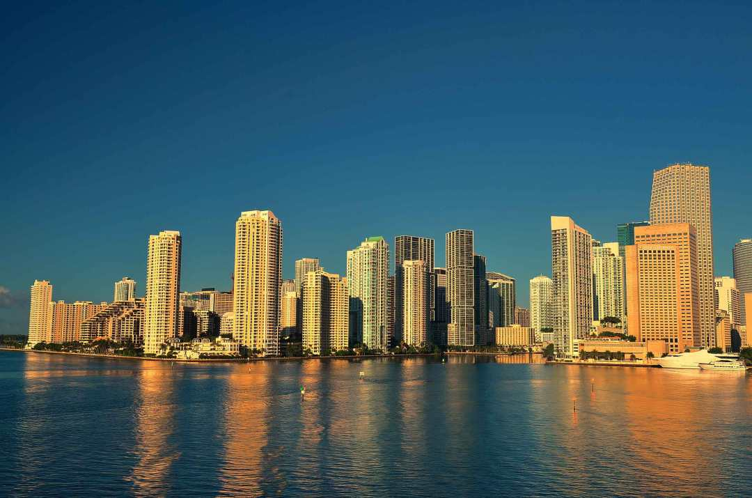 five impressive miami florida highlights skyline