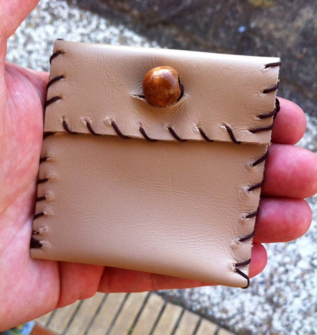 impact activity coin purse