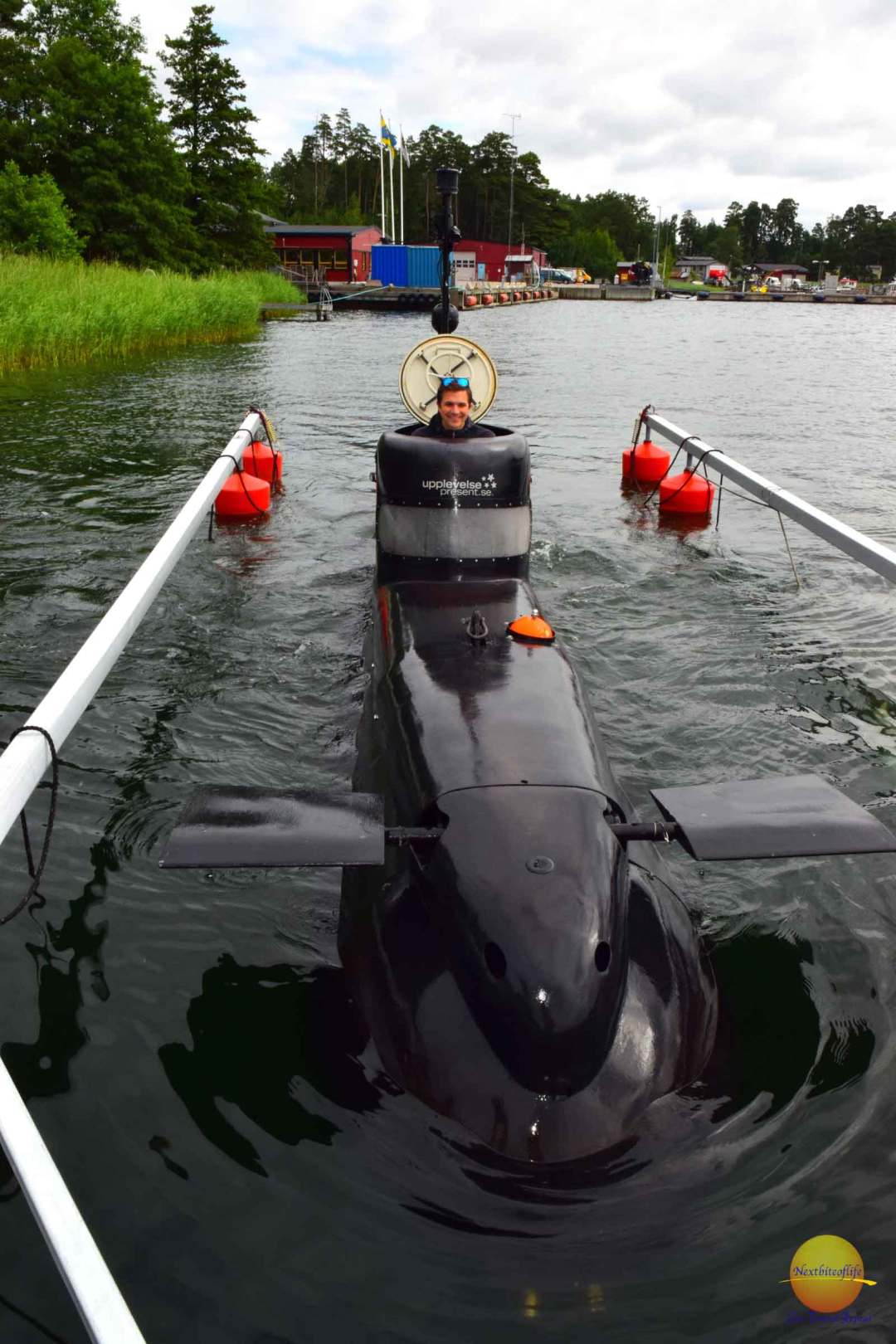 experience djuronaset hotel submarine