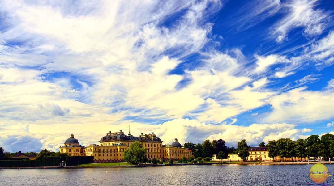 Drottingholm Palace in Stockholm: It's good to be the king