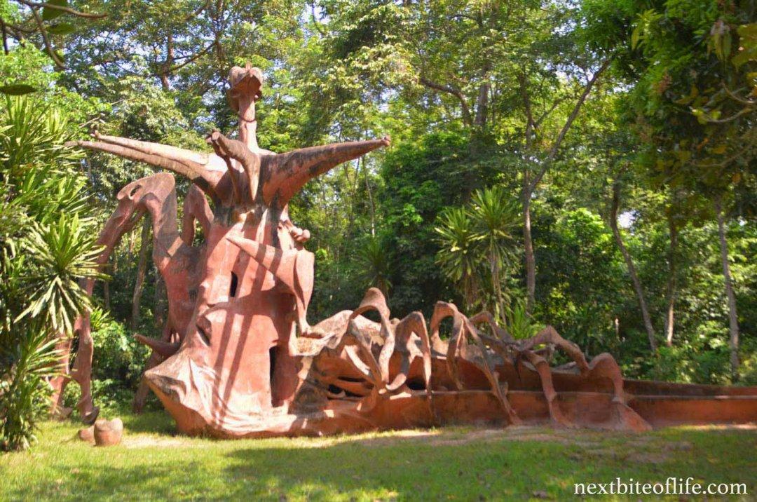 osun osogbo sacred grove iya mapoo