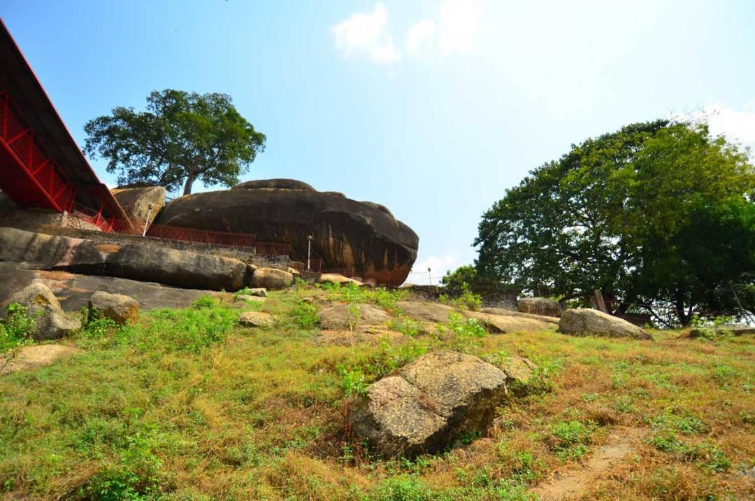 Olumo Rock abeokuta nigeria