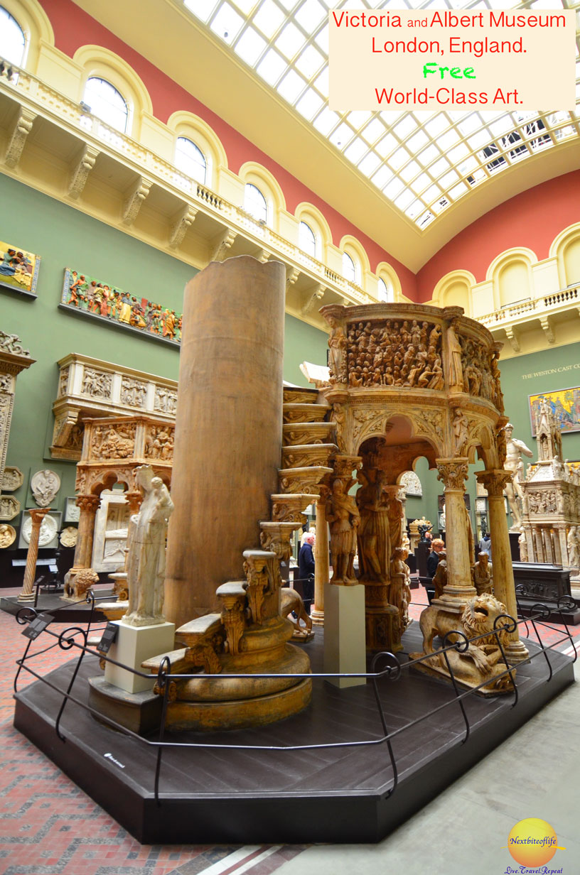 Awesome Victoria and Albert Museum in London Delights. (Visit ...