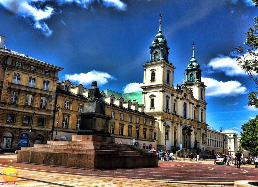 Love, Hate And Severe Unease In Warsaw Poland