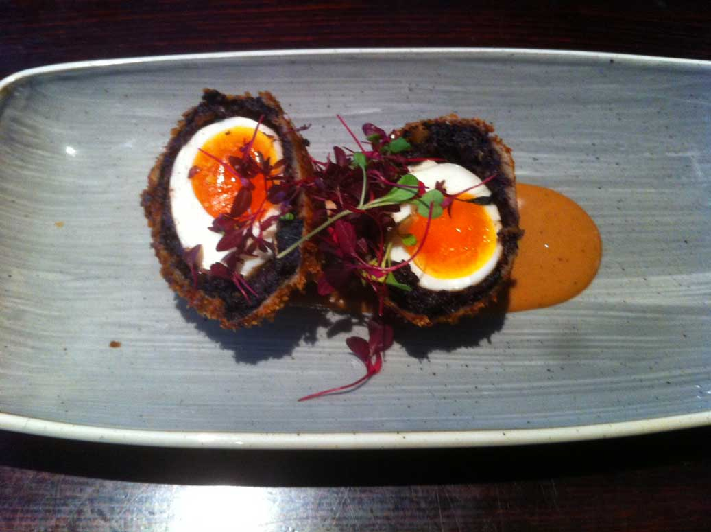 scotch eggs bothys glasgow