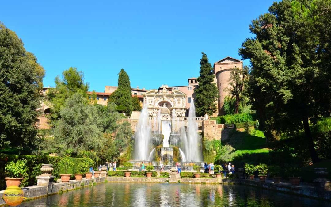Day Trip From Rome To Tivoli – Amazing Villa d'Este