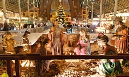 Christmas Postcards from Valencia Spain!