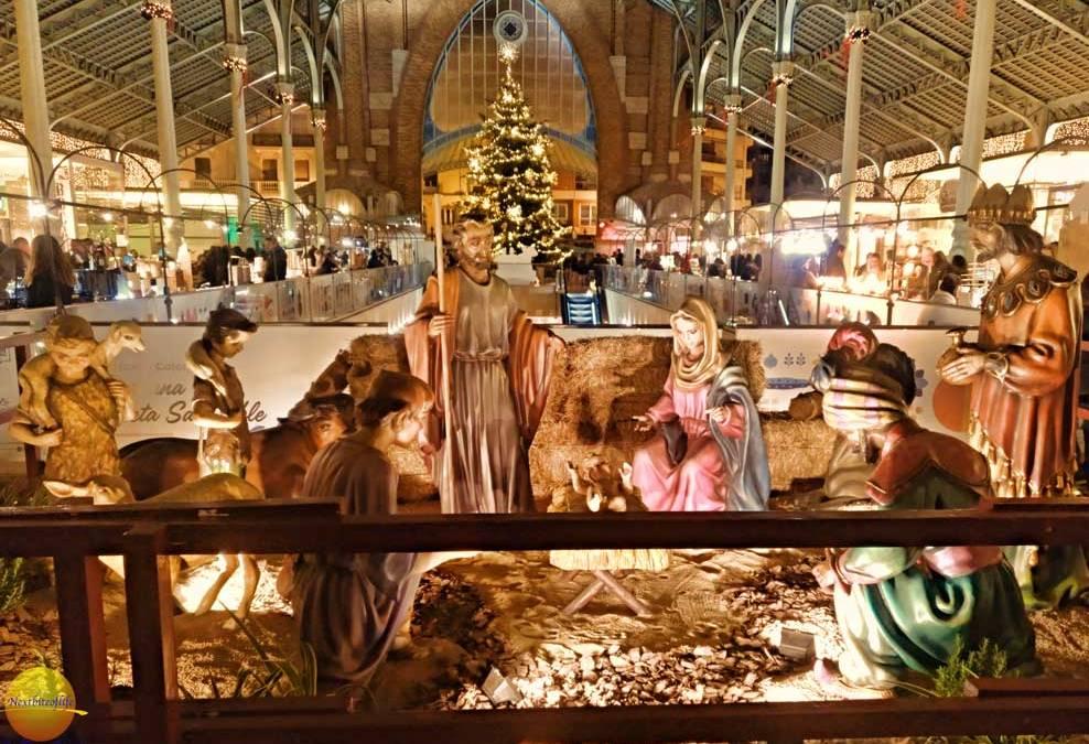 Christmas Postcards from Valencia Spain!