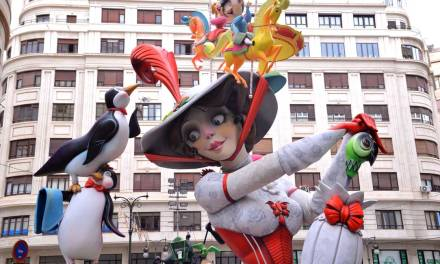 Fallas In Valencia Spain Experience ( Images And More)