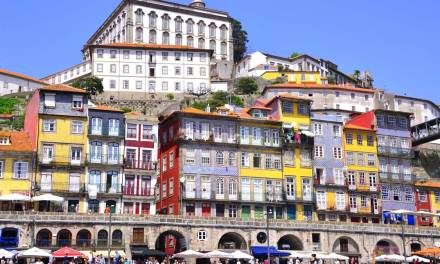 Postcard From Precious Porto Portugal ( 2 Thumbs Up )