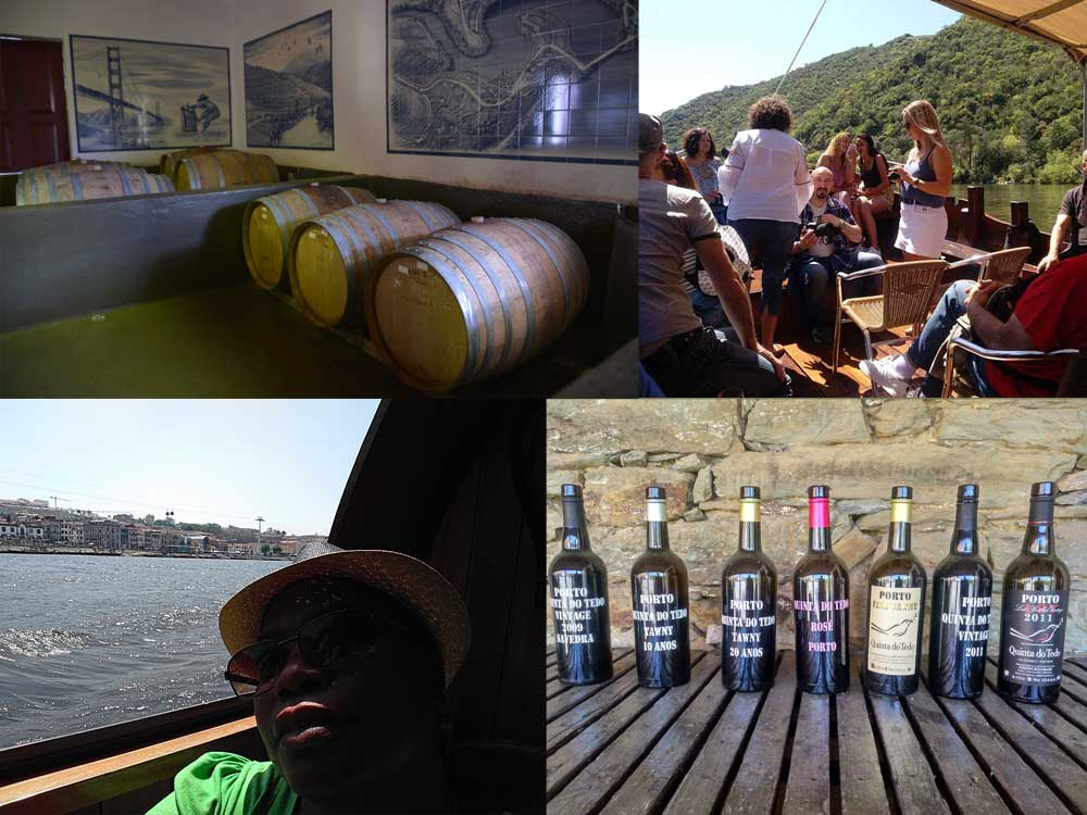 snippets of the douro valley cruise