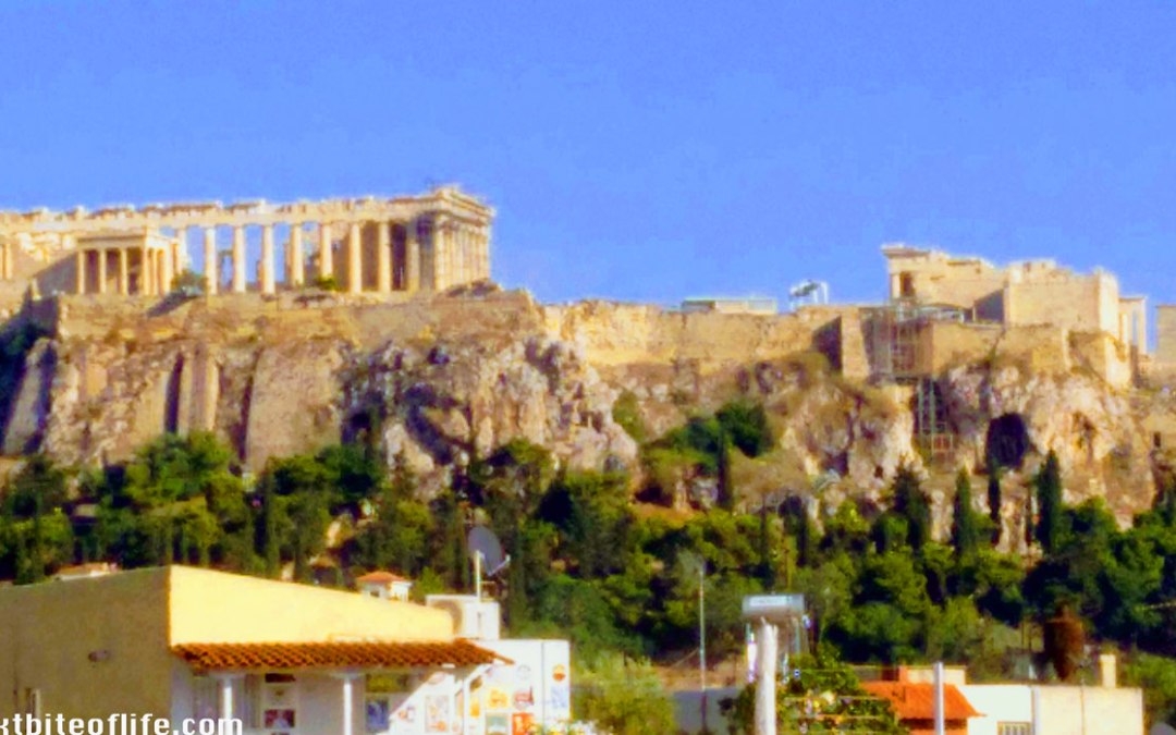 Postcard From Bustling Athens Greece ( Lively, Exotic, Fun!)
