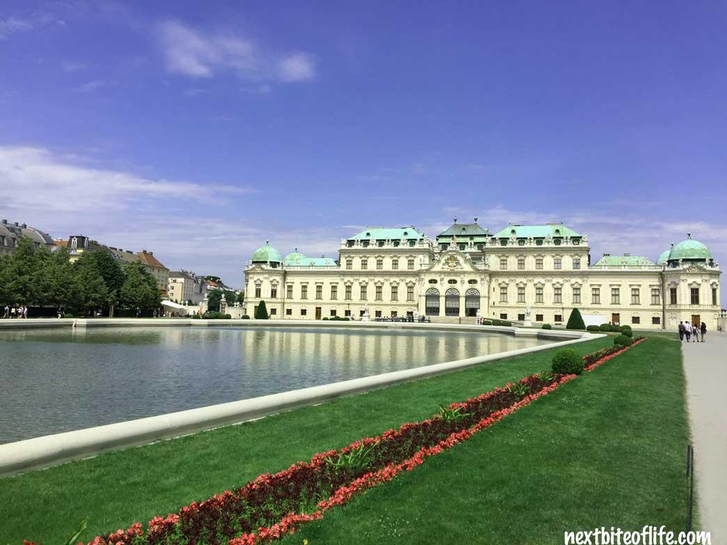 postcard from vienna austria