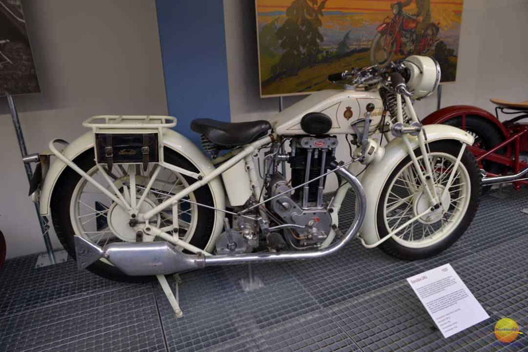 sarolea bike national technical museum prague