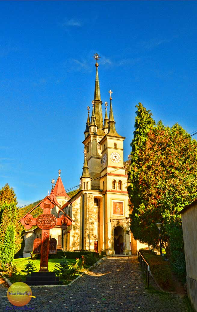 st nicholas church brasov #brasov #stnicholaschurch #romania