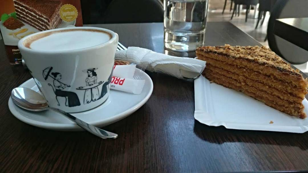 coffee and cake vienna