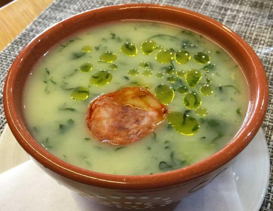 soup in brasov