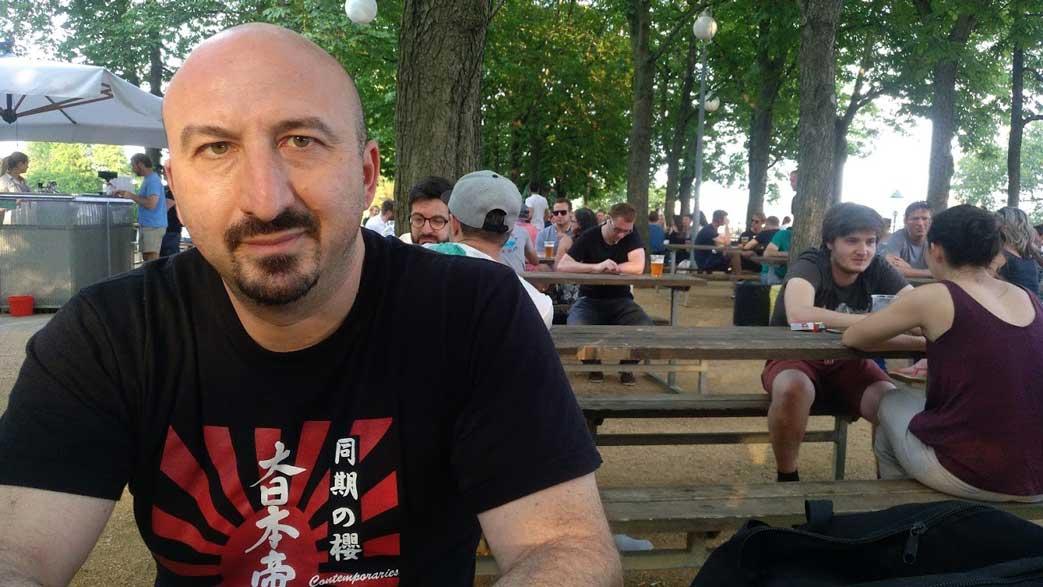 fede in letna park beer garden prague
