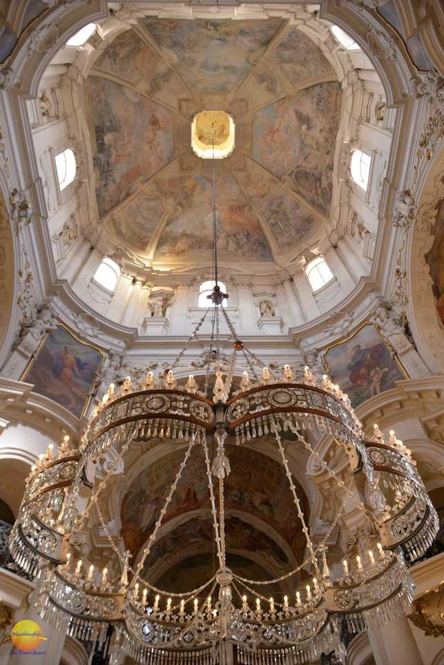 St Vitus cathedral prague interior