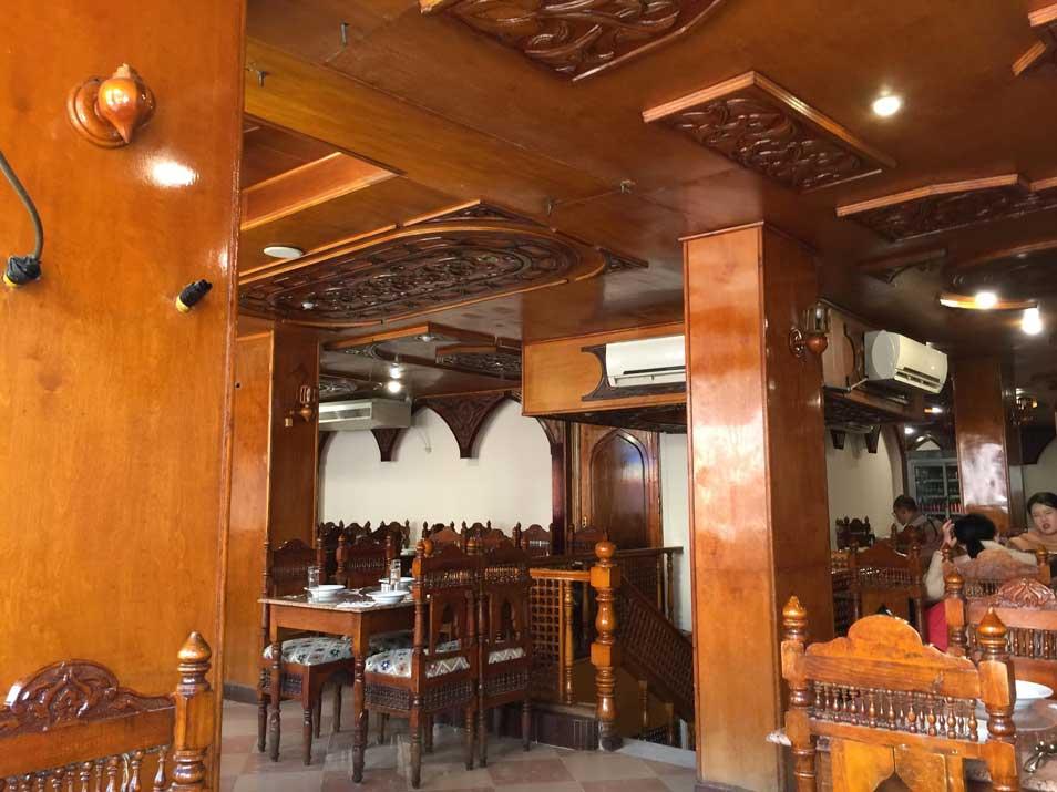 restaurant in Luxor Egypt
