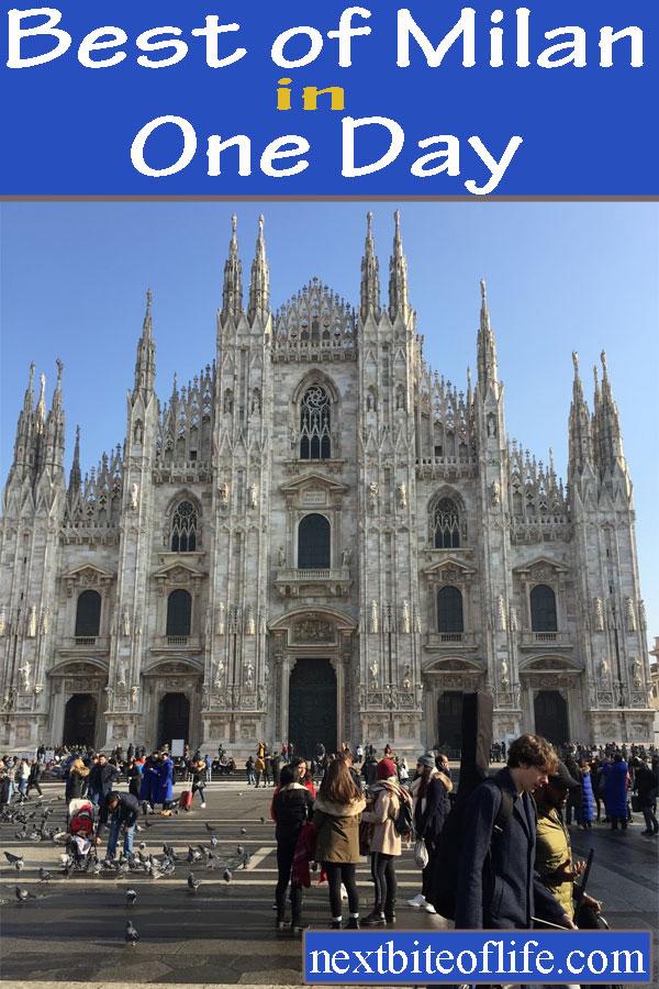 Best of Milan in one day. #milan #italy #milanonedayguide #24hrsmilan #milanguide #milanitinerary