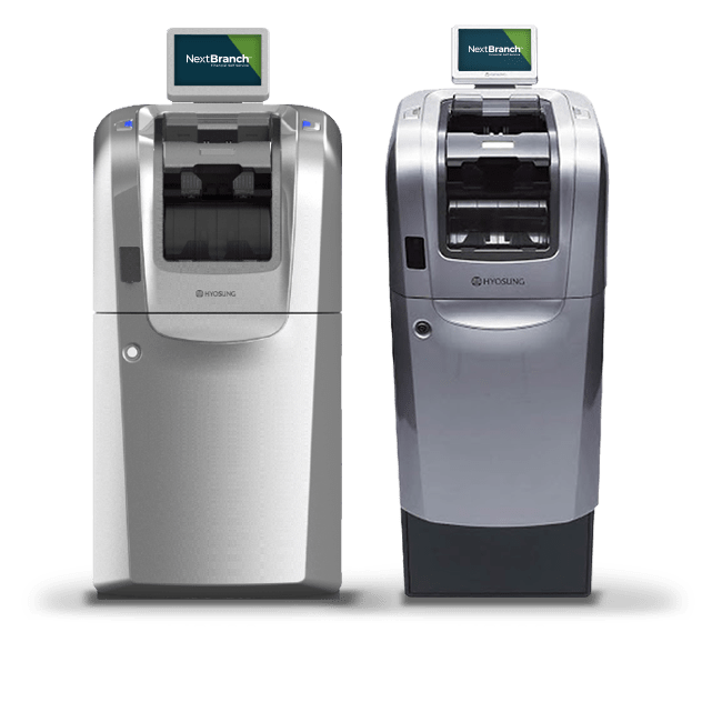 NextBranch Teller Cash Recyclers TCRs