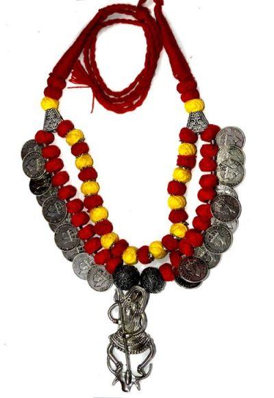 NextBuye Dancing Durga Necklace 2