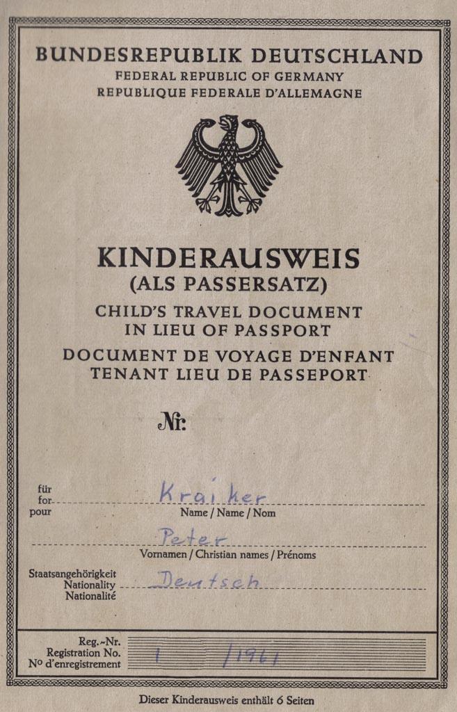 kinderausweis