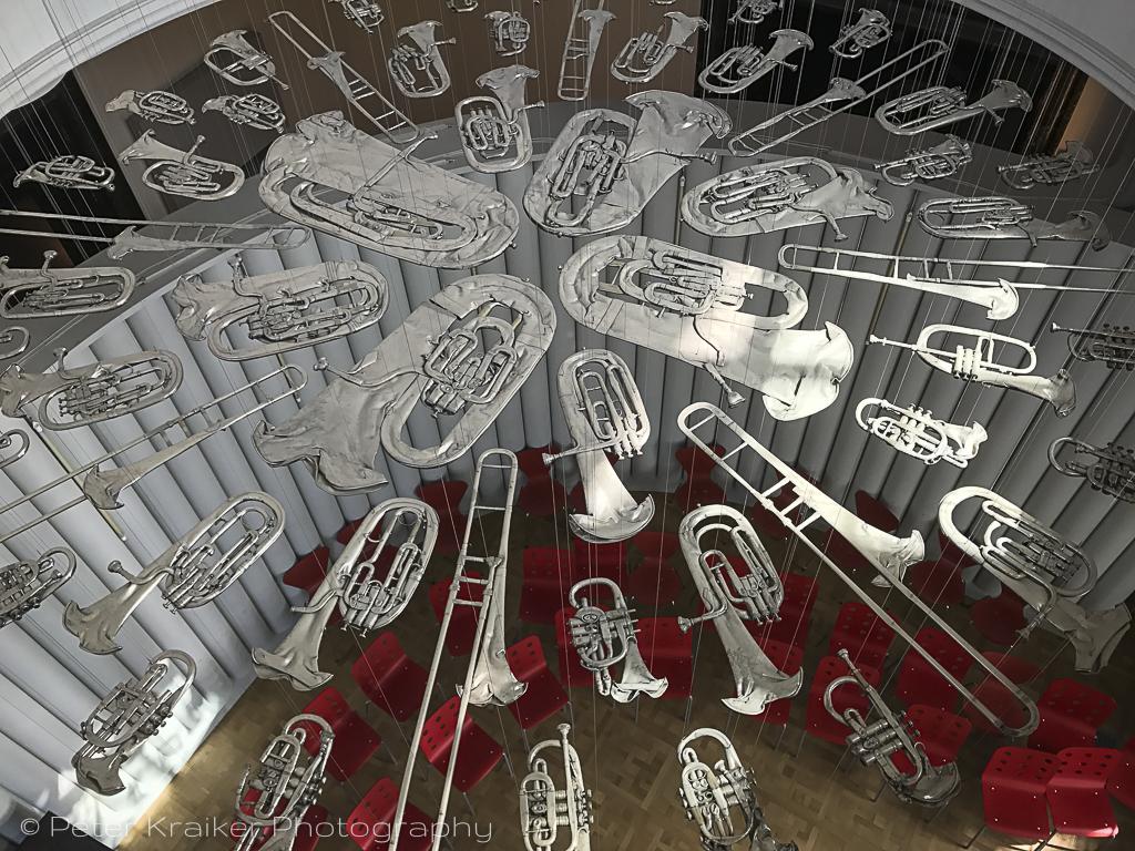 A virtual brass band